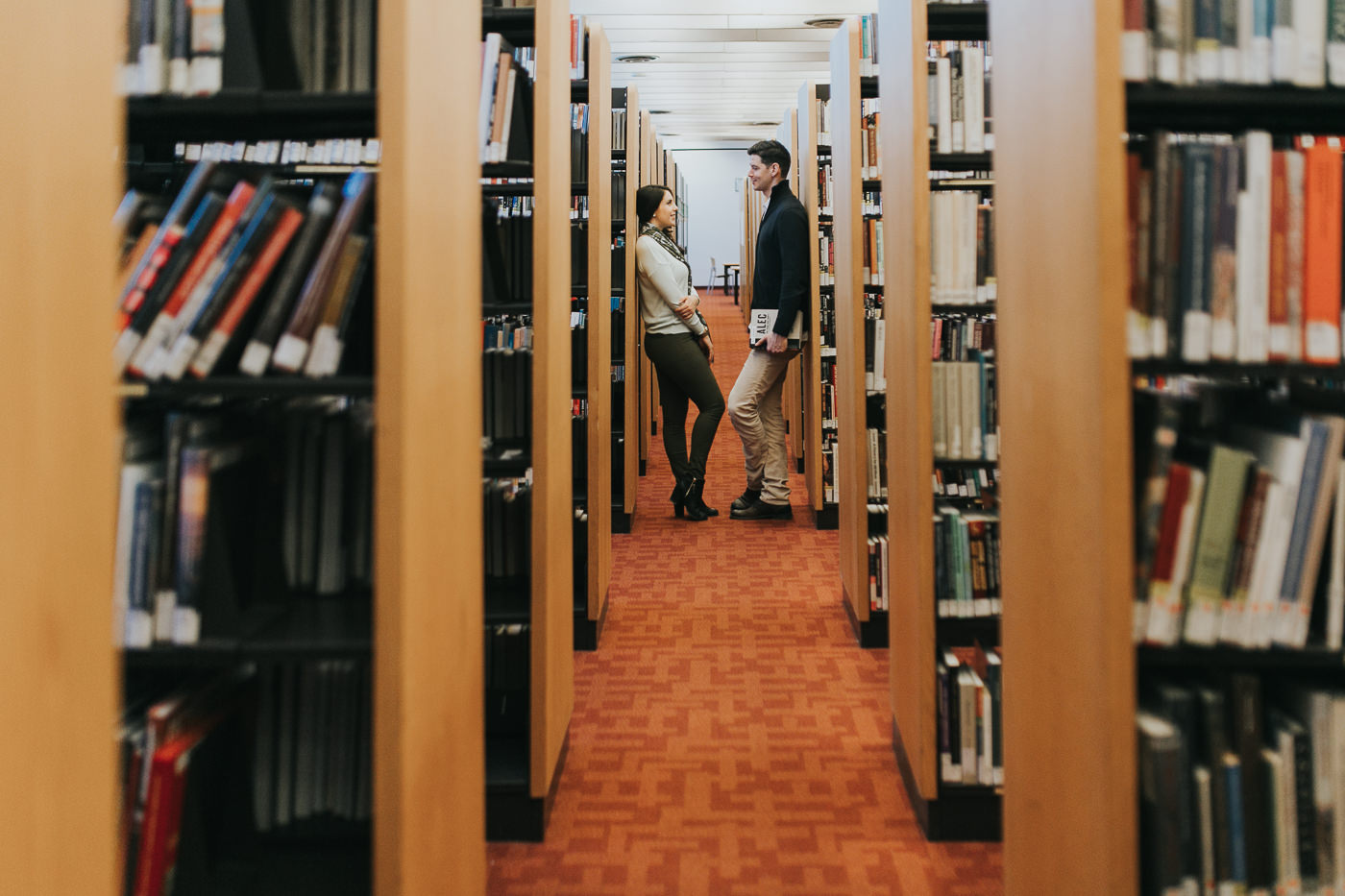 toronto public reference library engagement shoot-14