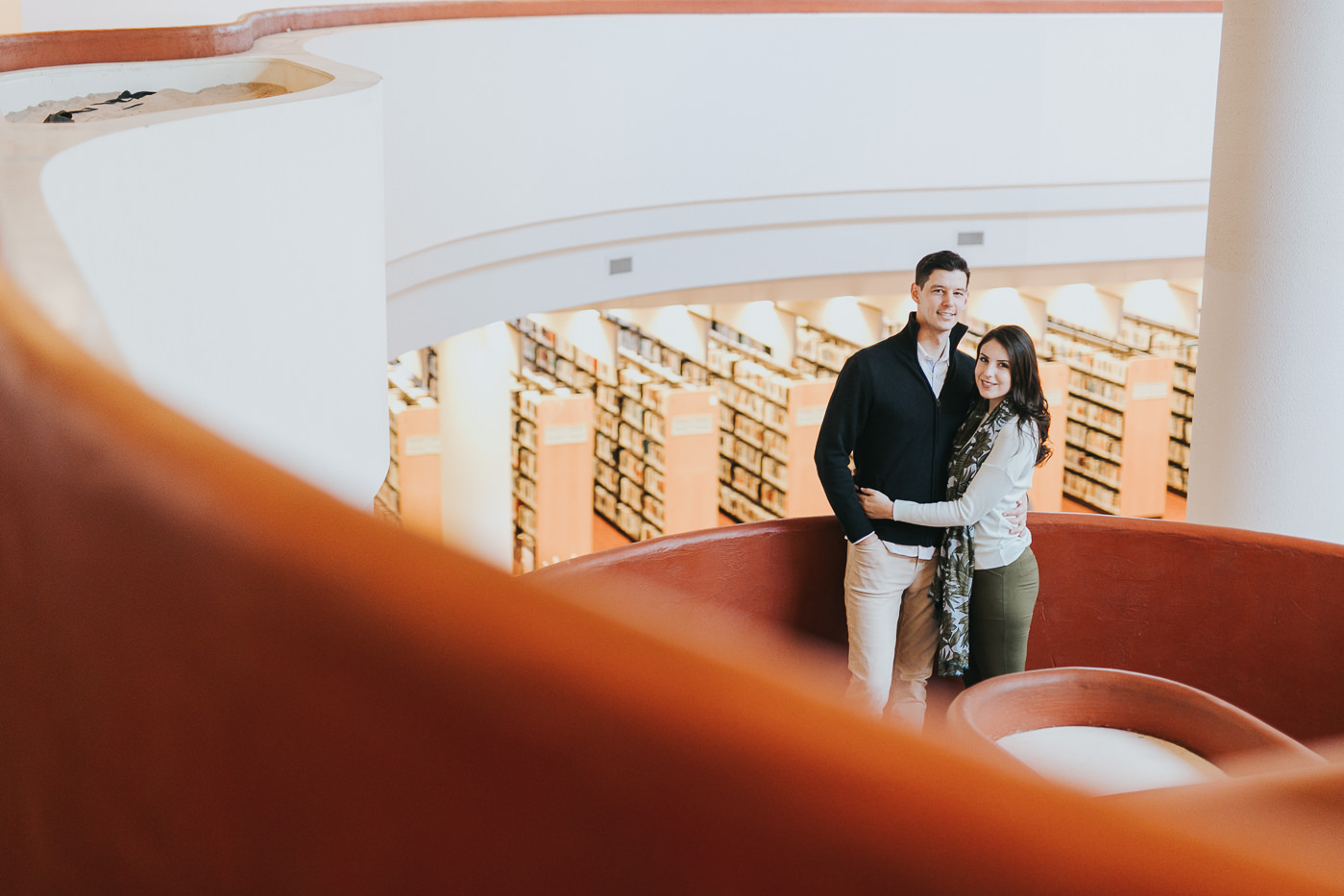 toronto public reference library engagement shoot-19