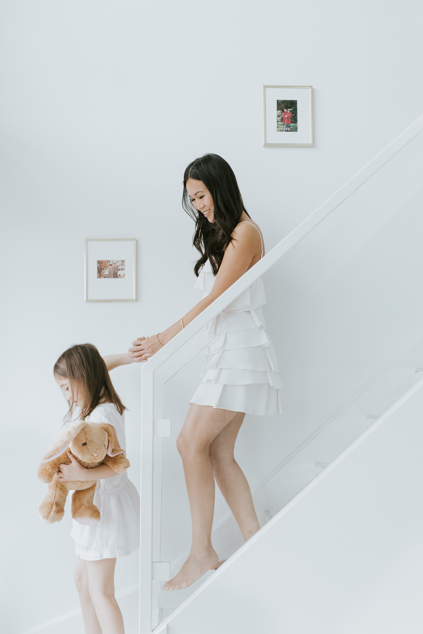 toronto loft family portrait with mother & daughter-20