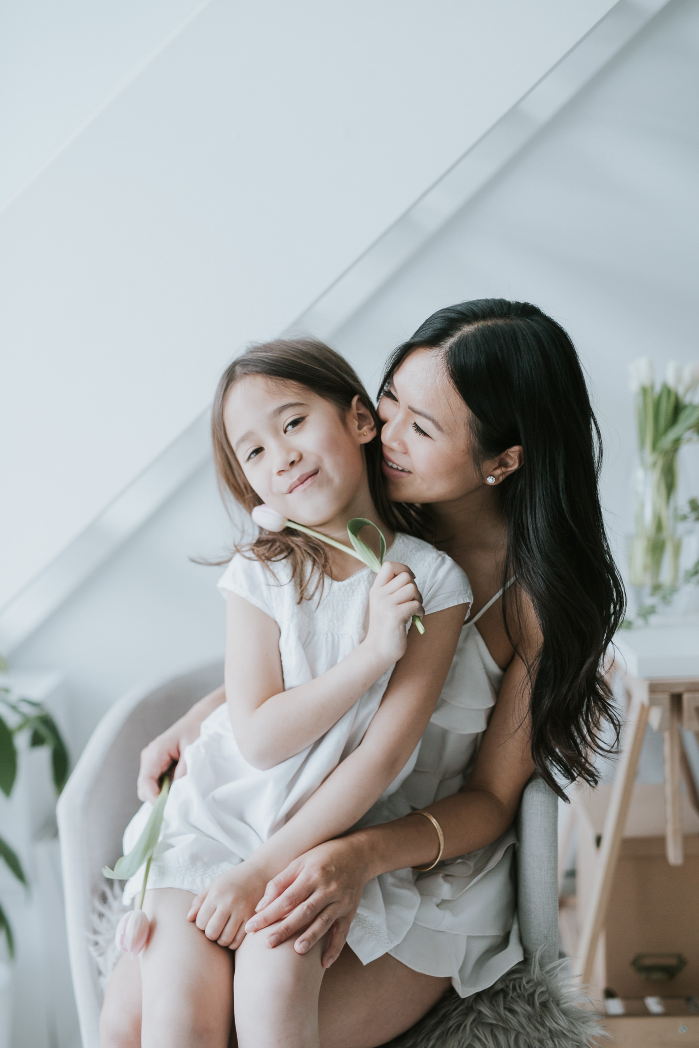 toronto loft family portrait with mother & daughter-27