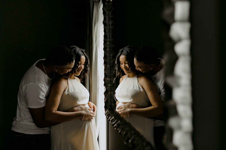BIPOC Maternity Photography